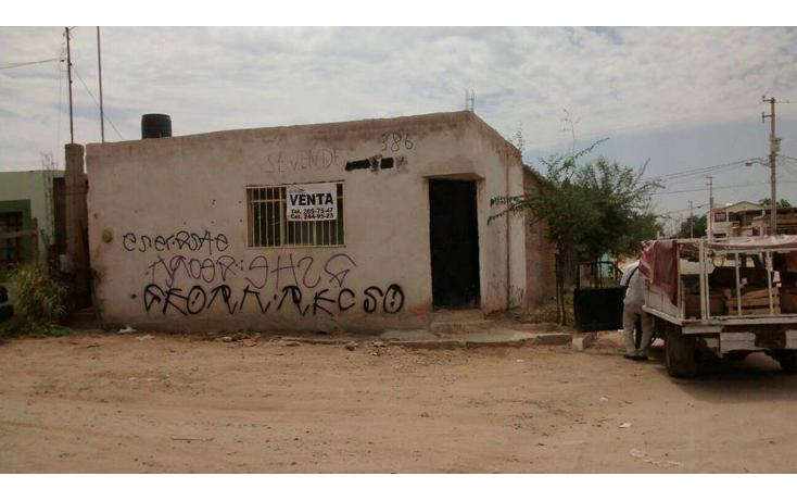 Foto de casa en venta en  , manuel g?mez morin, hermosillo, sonora, 1499717 No. 01