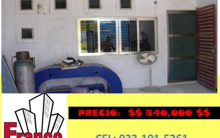 Foto de casa en venta en manuel gurria ordoñes, gobernadores, comalcalco, tabasco, 1082601 no 03