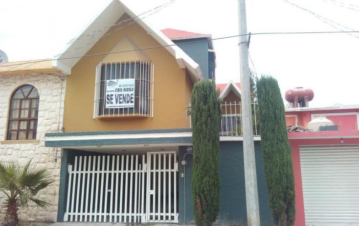 Foto de casa en venta en manuel m ponce 137, jardines del sur fovissste, tulancingo de bravo, hidalgo, 1438949 no 01