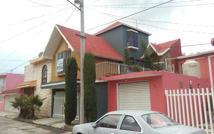 Foto de casa en venta en manuel m ponce 137, jardines del sur fovissste, tulancingo de bravo, hidalgo, 1438949 no 02