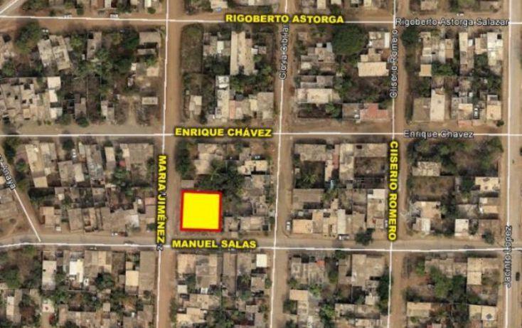 Foto de terreno habitacional en venta en manuel salas y maria jimenez, ejidal, mazatlán, sinaloa, 1634026 no 02