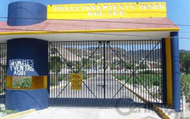 Foto de terreno habitacional en venta en manz 3 fracc paseos del sur lote 2 8 2 2, las petaquillas, chilpancingo de los bravo, guerrero, 1703874 no 01