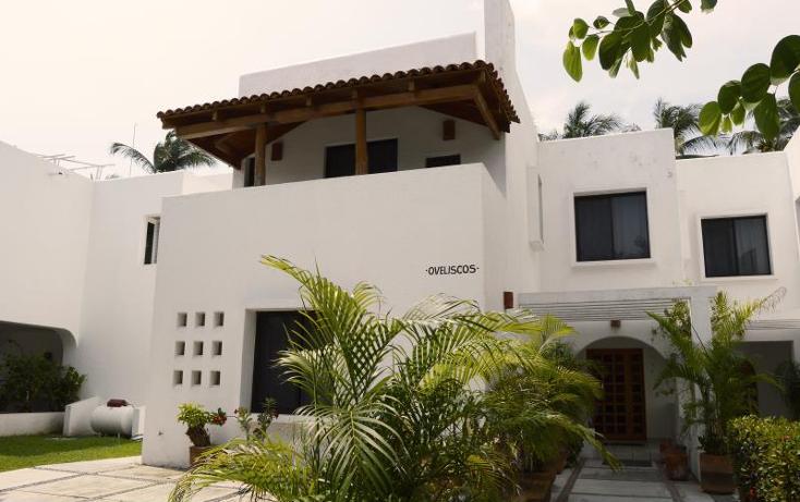 Foto de casa en renta en  manzana 03, club santiago, manzanillo, colima, 1387953 No. 02
