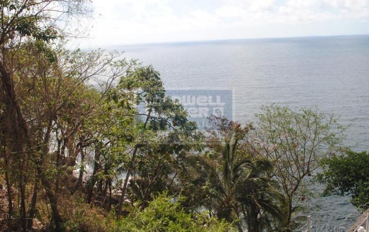 Foto de terreno habitacional en venta en  manzana 04, boca de tomatlán, puerto vallarta, jalisco, 740805 No. 01