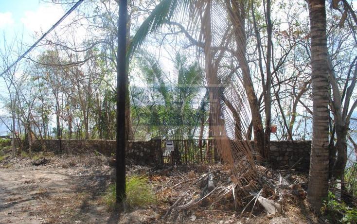 Foto de terreno habitacional en venta en  manzana 04, boca de tomatlán, puerto vallarta, jalisco, 740805 No. 02