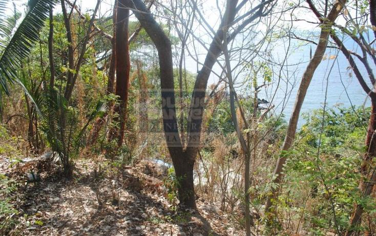 Foto de terreno habitacional en venta en  manzana 04, boca de tomatlán, puerto vallarta, jalisco, 740805 No. 03