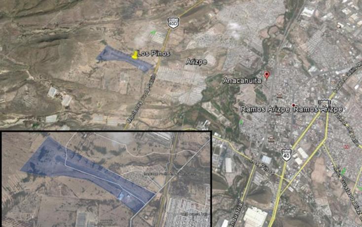 Foto de terreno industrial en venta en  manzana 1, parque industrial, ramos arizpe, coahuila de zaragoza, 1473005 No. 09