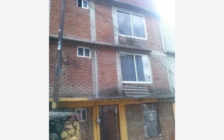 Foto de casa en venta en  manzana 10, santa lucia, álvaro obregón, distrito federal, 1932540 No. 01