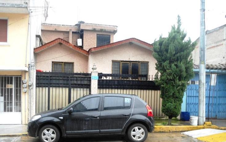 Foto de casa en venta en  manzana 11 lte. 4, pirules, huixquilucan, méxico, 1723870 No. 01