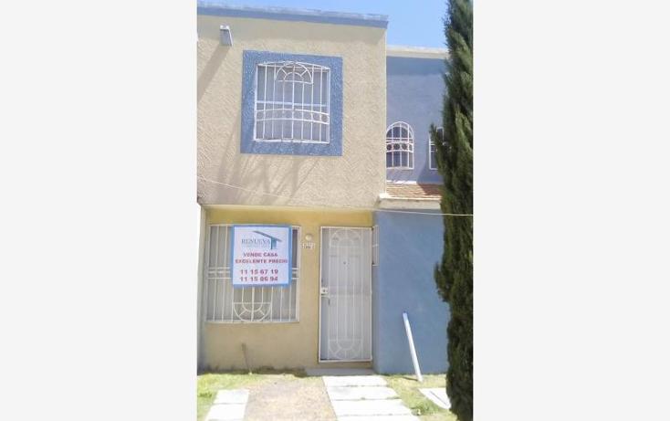 Foto de casa en venta en  manzana 12, ex-hacienda santa in?s, nextlalpan, m?xico, 1723876 No. 01