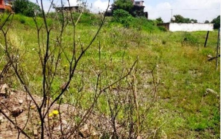 Foto de terreno habitacional en venta en  manzana 121, san francisco tepojaco, cuautitlán izcalli, méxico, 1030937 No. 01