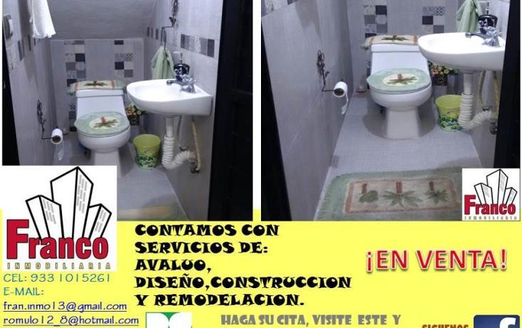Foto de casa en venta en licenciado carlos salinas de gortari manzana 12lote 42, solidaridad nacional a c, comalcalco, tabasco, 1535980 No. 05