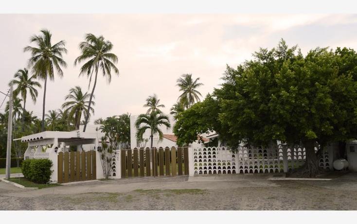 Foto de casa en renta en  manzana 13, club santiago, manzanillo, colima, 1387973 No. 01