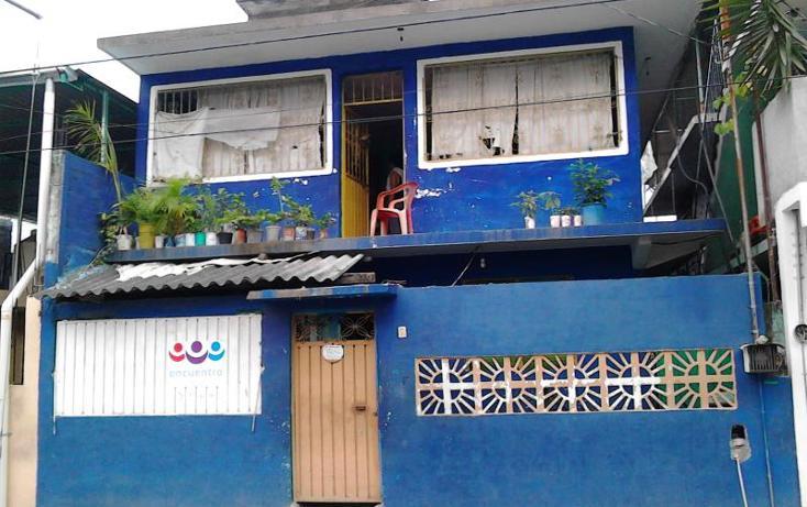 Foto de casa en venta en ejido las pozas manzana 17lote 7, renacimiento, acapulco de juárez, guerrero, 980985 No. 01