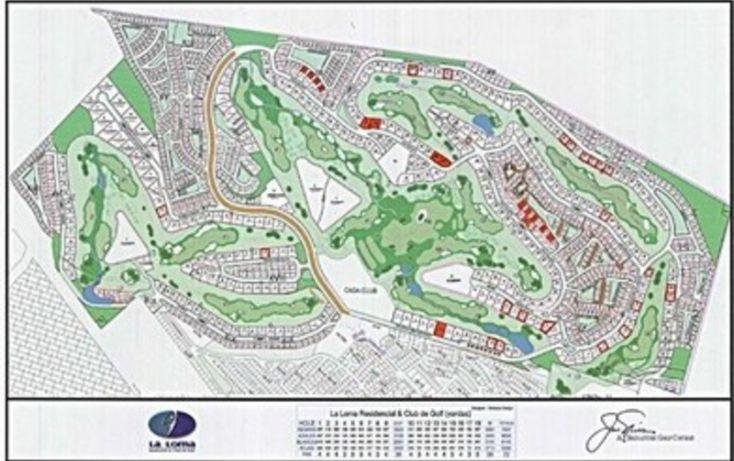 Foto de terreno habitacional en venta en manzana 2, club de golf la loma, san luis potosí, san luis potosí, 1006139 no 01