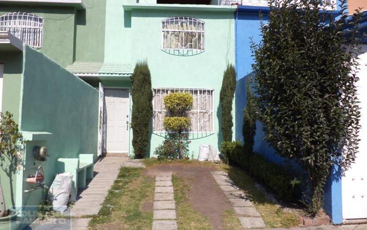Foto de casa en venta en  manzana 20lote 61, real del bosque, tultitlán, méxico, 1768419 No. 01