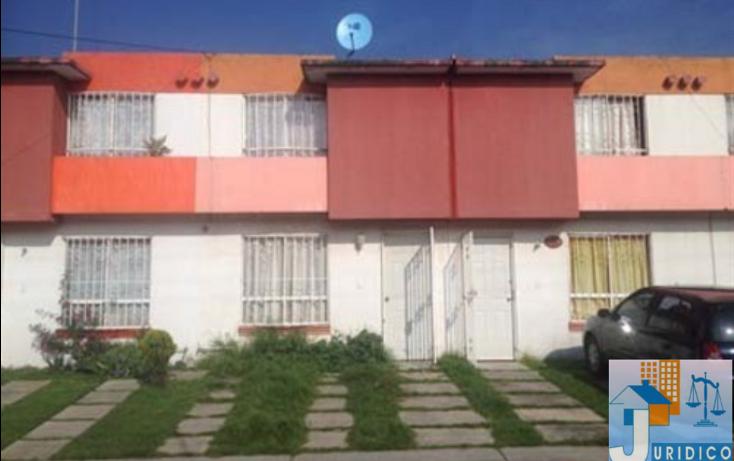 Foto de casa en venta en manzana 22, lt.56, casa 4 , los álamos, chalco, méxico, 1588976 No. 01