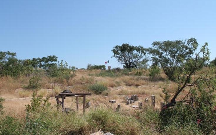 Foto de terreno habitacional en venta en  , el tezal, los cabos, baja california sur, 1770578 No. 03