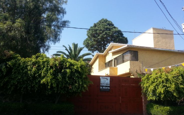 Foto de casa en renta en manzana 4, san lorenzo atemoaya, xochimilco, df, 1710974 no 01