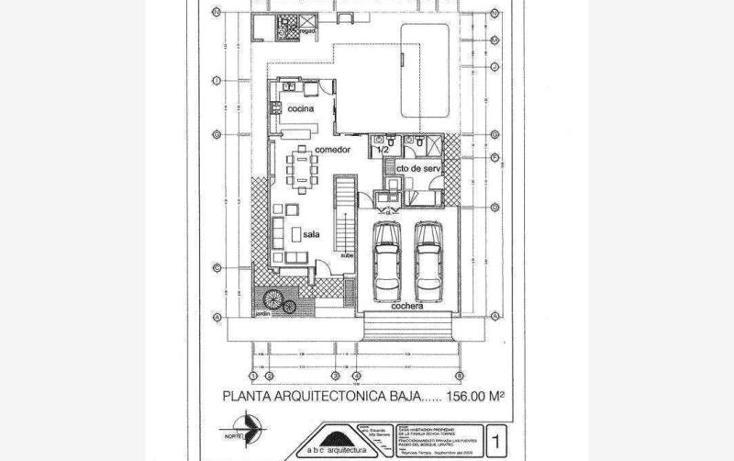 Foto de casa en venta en  manzana 4, villa las fuentes, reynosa, tamaulipas, 2034606 No. 02