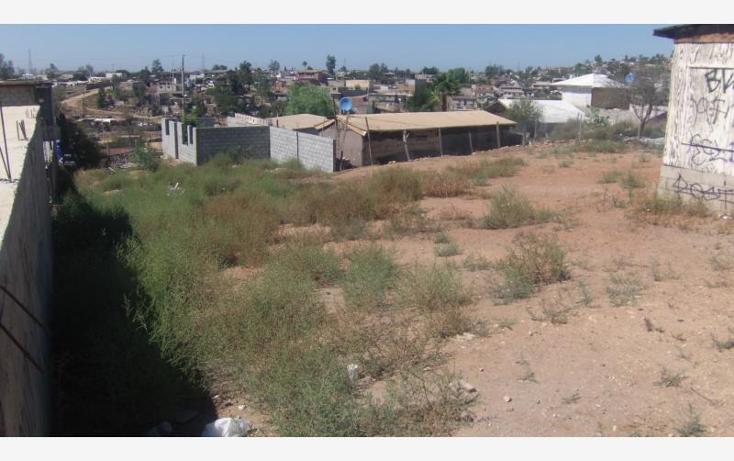 Foto de terreno habitacional en venta en  manzana # 40, mariano matamoros (norte), tijuana, baja california, 1423227 No. 04