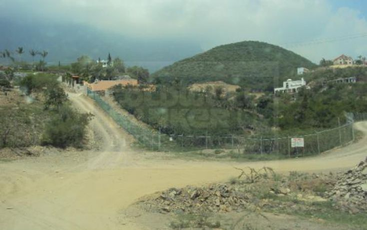 Foto de terreno habitacional en venta en manzana 43 lote 7, el barro, santiago, nuevo león, 219033 no 04