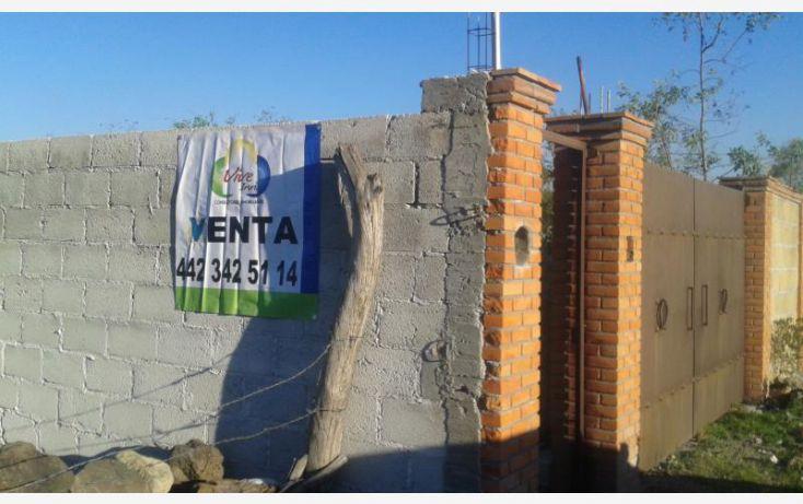 Foto de terreno habitacional en venta en manzana 51, el rosario, el marqués, querétaro, 1530728 no 03