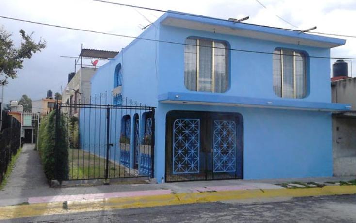 Foto de casa en venta en  manzana 6, izcalli jardines, ecatepec de morelos, m?xico, 1424845 No. 01