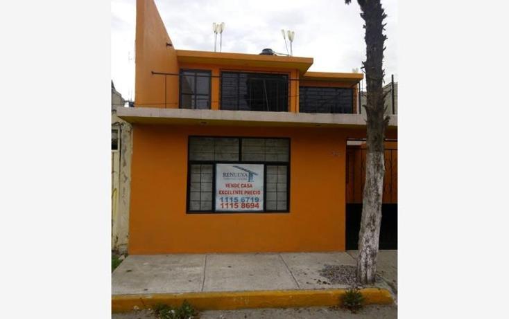 Foto de casa en venta en  manzana 921, jardines de morelos sección islas, ecatepec de morelos, méxico, 1536740 No. 07