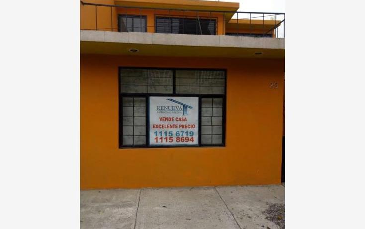 Foto de casa en venta en  manzana 921, jardines de morelos sección islas, ecatepec de morelos, méxico, 1536740 No. 08