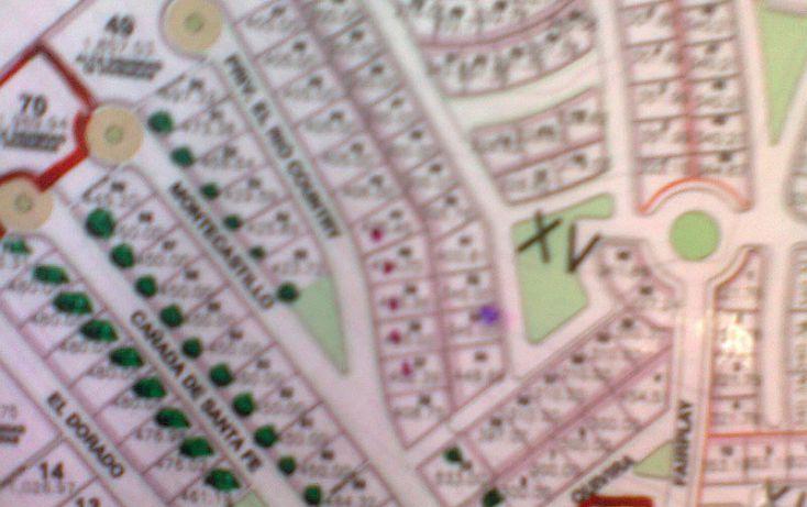 Foto de terreno habitacional en venta en manzana xii, club de golf la loma, san luis potosí, san luis potosí, 1008107 no 01