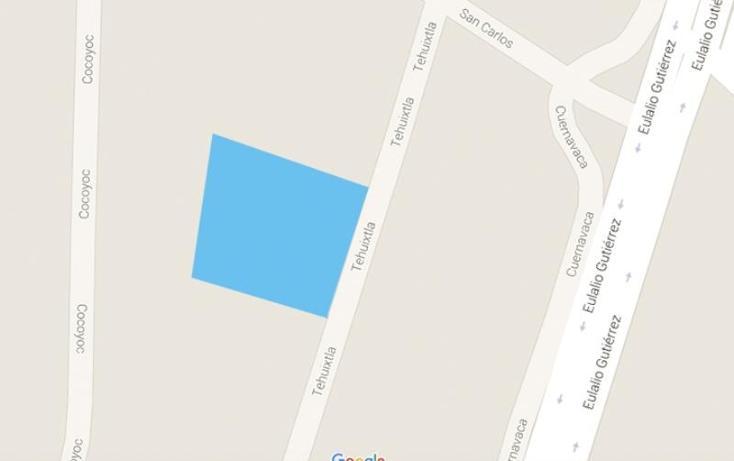 Foto de terreno habitacional en venta en  manzana16, san alberto, saltillo, coahuila de zaragoza, 1701022 No. 06