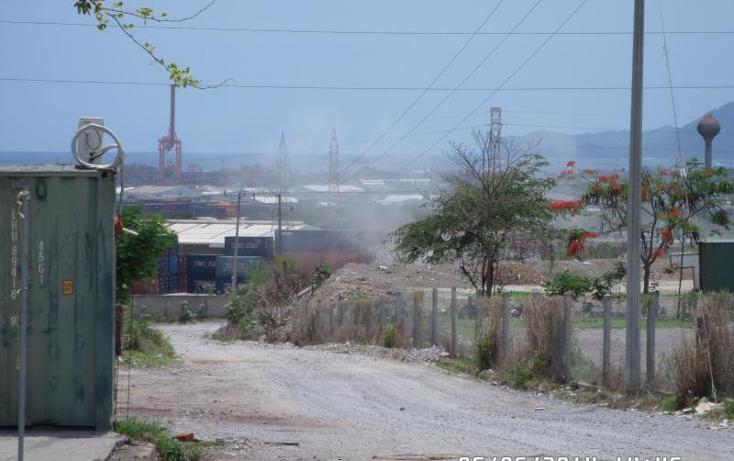 Foto de terreno industrial en venta en  , manzanillo, manzanillo, colima, 596698 No. 02