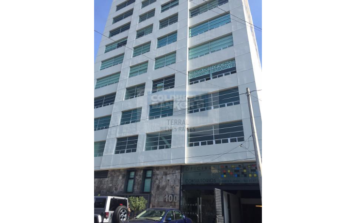 Foto de oficina en renta en manzanillo , roma sur, cuauhtémoc, distrito federal, 1850528 No. 01