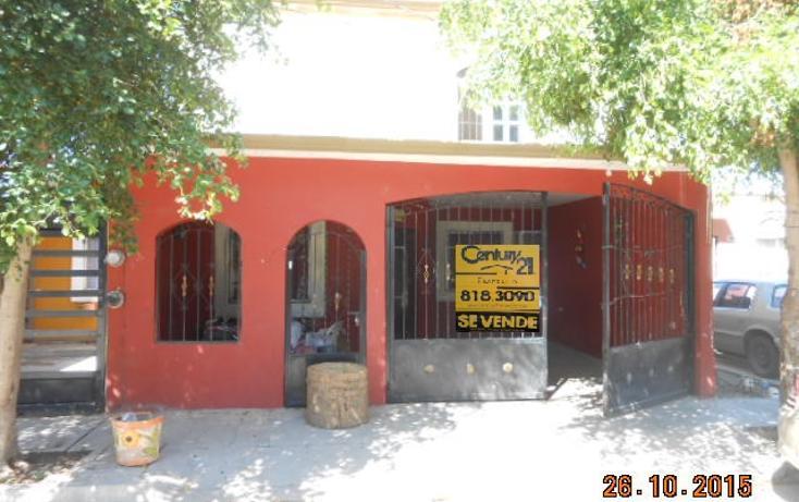 Foto de casa en venta en manzano 2266 sur , residencial platino, ahome, sinaloa, 1709980 No. 01