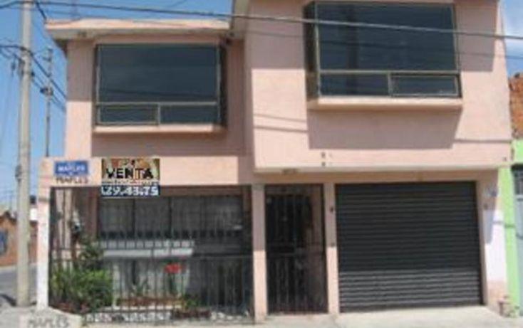 Foto de casa en venta en maple, jacarandas infonavit, san luis potosí, san luis potosí, 1008695 no 01