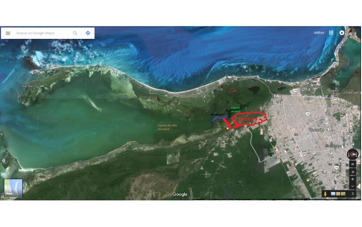 Foto de terreno habitacional en venta en, mar caribe, isla mujeres, quintana roo, 1423129 no 01