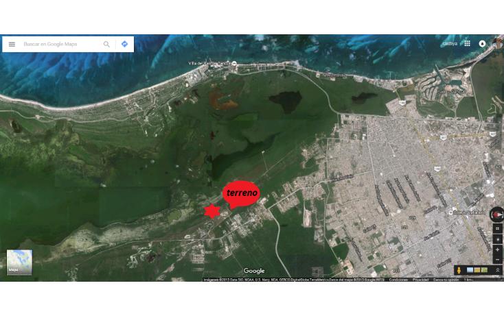 Foto de terreno habitacional en venta en, mar caribe, isla mujeres, quintana roo, 1423129 no 02