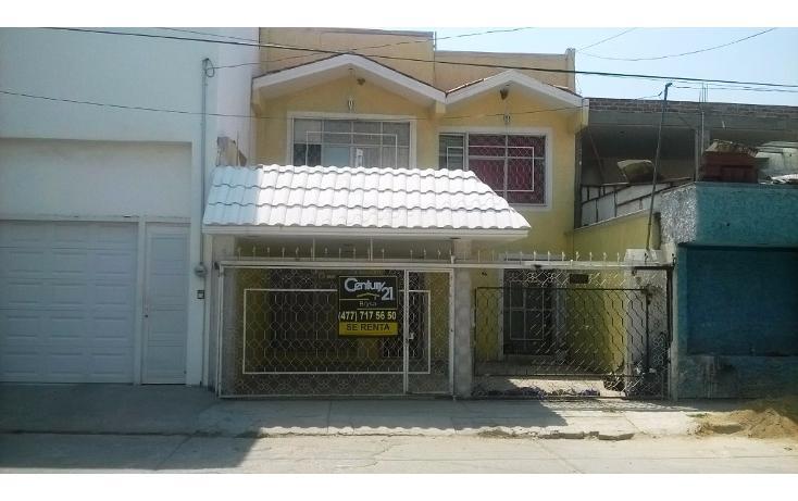Foto de casa en renta en  , rinconada del sur, león, guanajuato, 1927234 No. 01