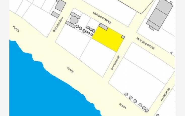 Foto de terreno habitacional en venta en mar de cortez, bahía de kino centro, hermosillo, sonora, 840097 no 01