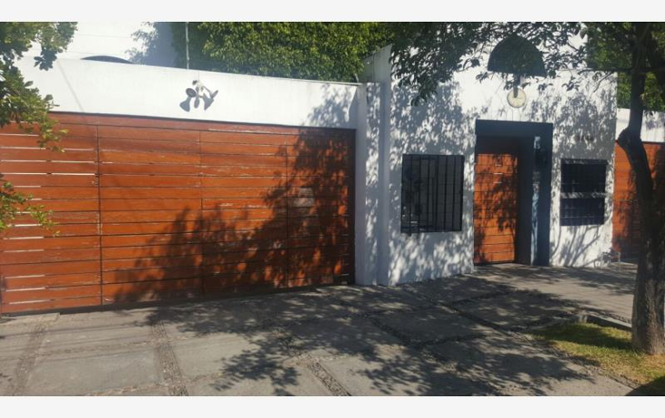 Foto de casa en renta en  1844, country club, guadalajara, jalisco, 2813512 No. 01