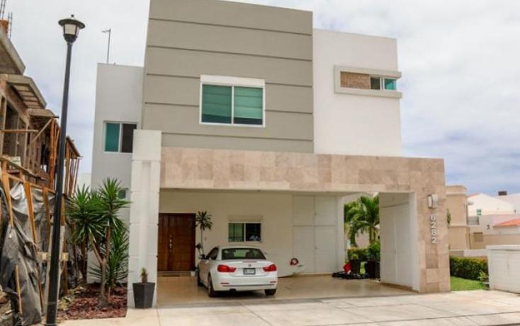 Foto de casa en venta en mar rojo 95, puerta al mar, mazatlán, sinaloa, 3418996 No. 01