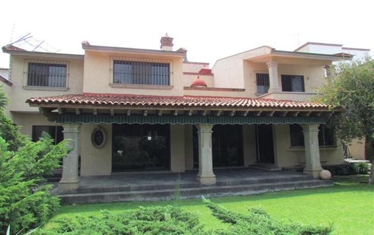 Foto de casa en venta en  , maravillas, cuernavaca, morelos, 1045595 No. 01