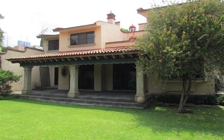 Foto de casa en venta en  , maravillas, cuernavaca, morelos, 1045595 No. 02