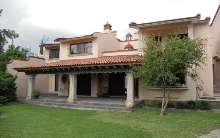 Foto de casa en venta en  , maravillas, cuernavaca, morelos, 1063275 No. 02