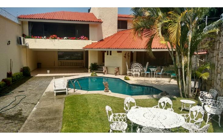 Foto de casa en venta en  , maravillas, cuernavaca, morelos, 1287417 No. 01