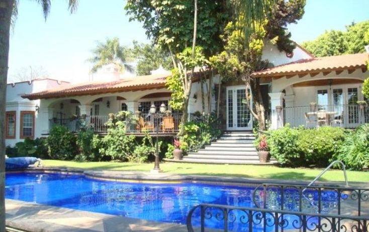 Foto de casa en venta en  , maravillas, cuernavaca, morelos, 1301055 No. 01