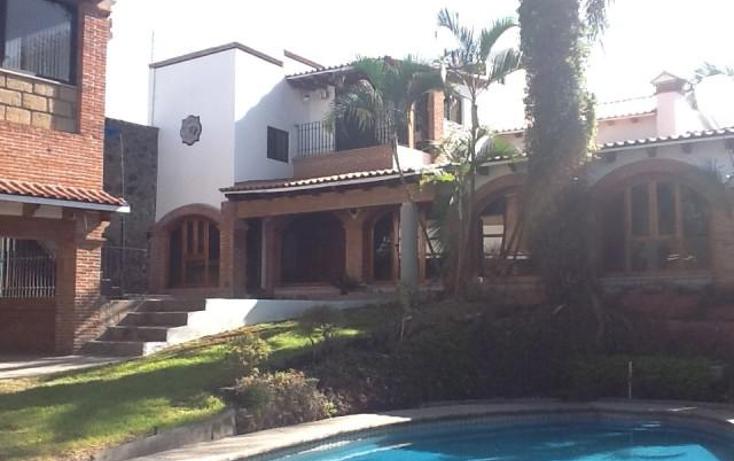 Foto de casa en renta en  , maravillas, cuernavaca, morelos, 1517085 No. 01
