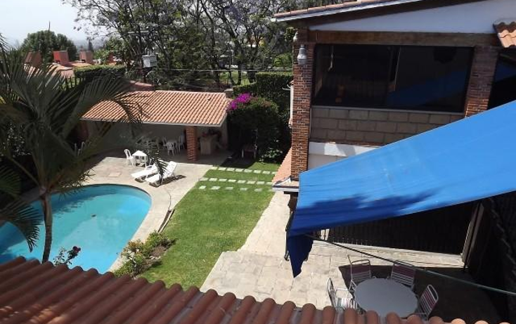 Foto de casa en renta en  , maravillas, cuernavaca, morelos, 1517085 No. 29