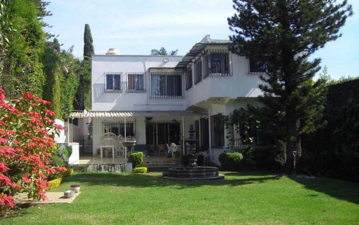Foto de casa en venta en, maravillas, cuernavaca, morelos, 1703364 no 01